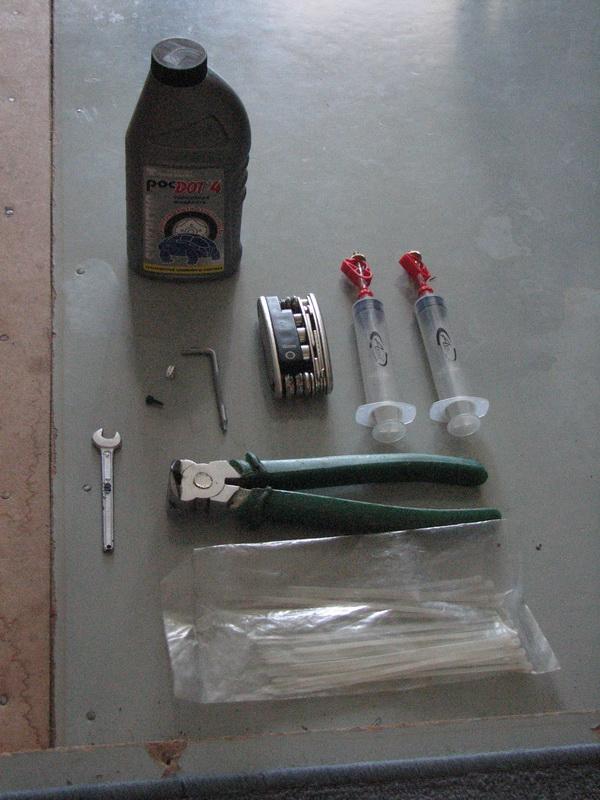 Прокачка гидравлических тормозов своими руками 54